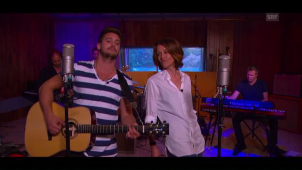 Video ««Roots» – Sina und Bastian Baker» abspielen