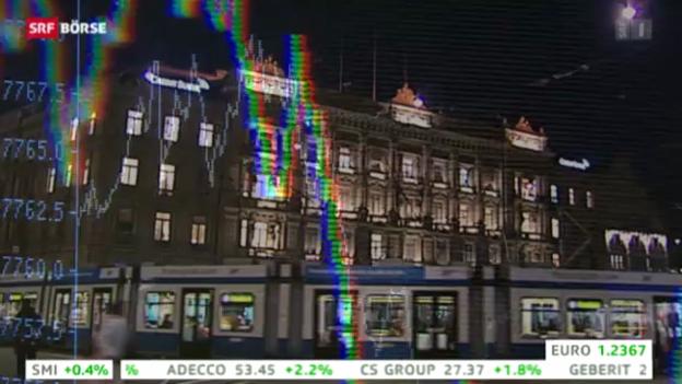 Video «SRF Börse vom 01.02.2013» abspielen