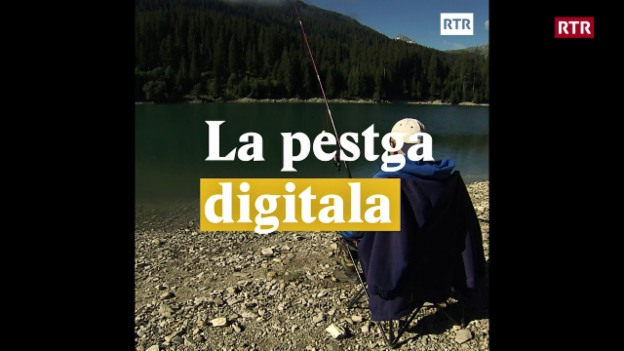 Laschar ir video «La pestga digitala»