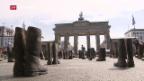 Video «Nothilfe für Deutschlands Milchbauern» abspielen