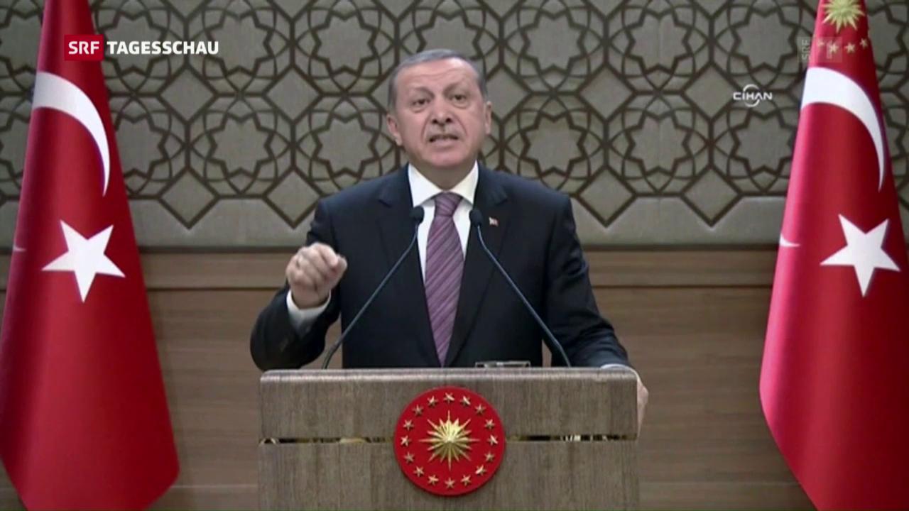 Türkei fordert Strafverfahren gegen Böhmermann