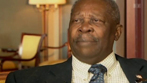 Video «Blues-Legende B. B. King ist tot» abspielen