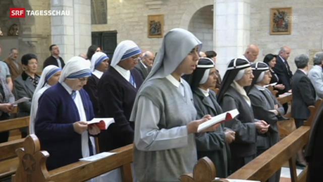 Ostern in drei Kirchen im Nahen Osten