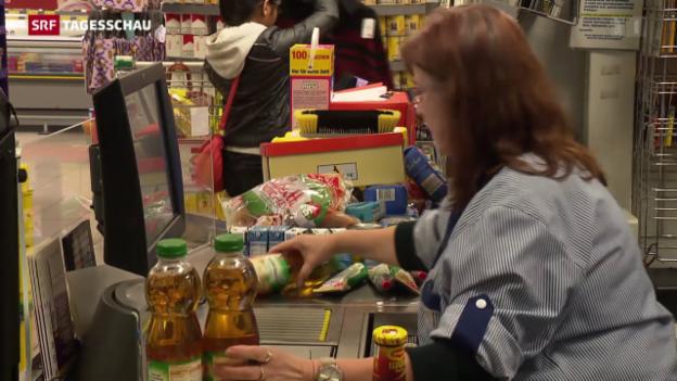 Video «Mit längeren Laden-Öffnungszeiten gegen Einkaufs-Tourismus?» abspielen