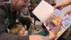 Video «Mit stinkendem Geissbock zum Erfolg» abspielen