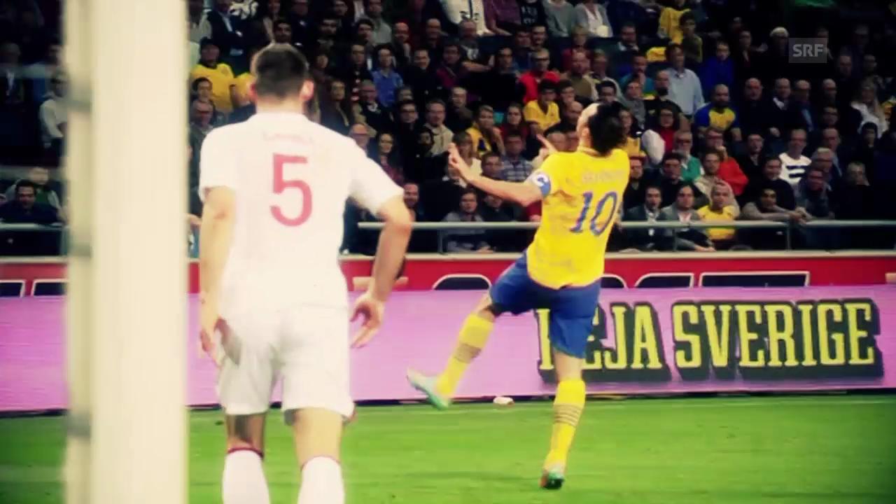 FIFA-Awards: Ibrahimovic schoss «Tor des Jahres»