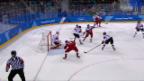 Video «Eishockey-Nati unterliegt Tschechien» abspielen