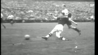 1954: Deutschland - Ungarn