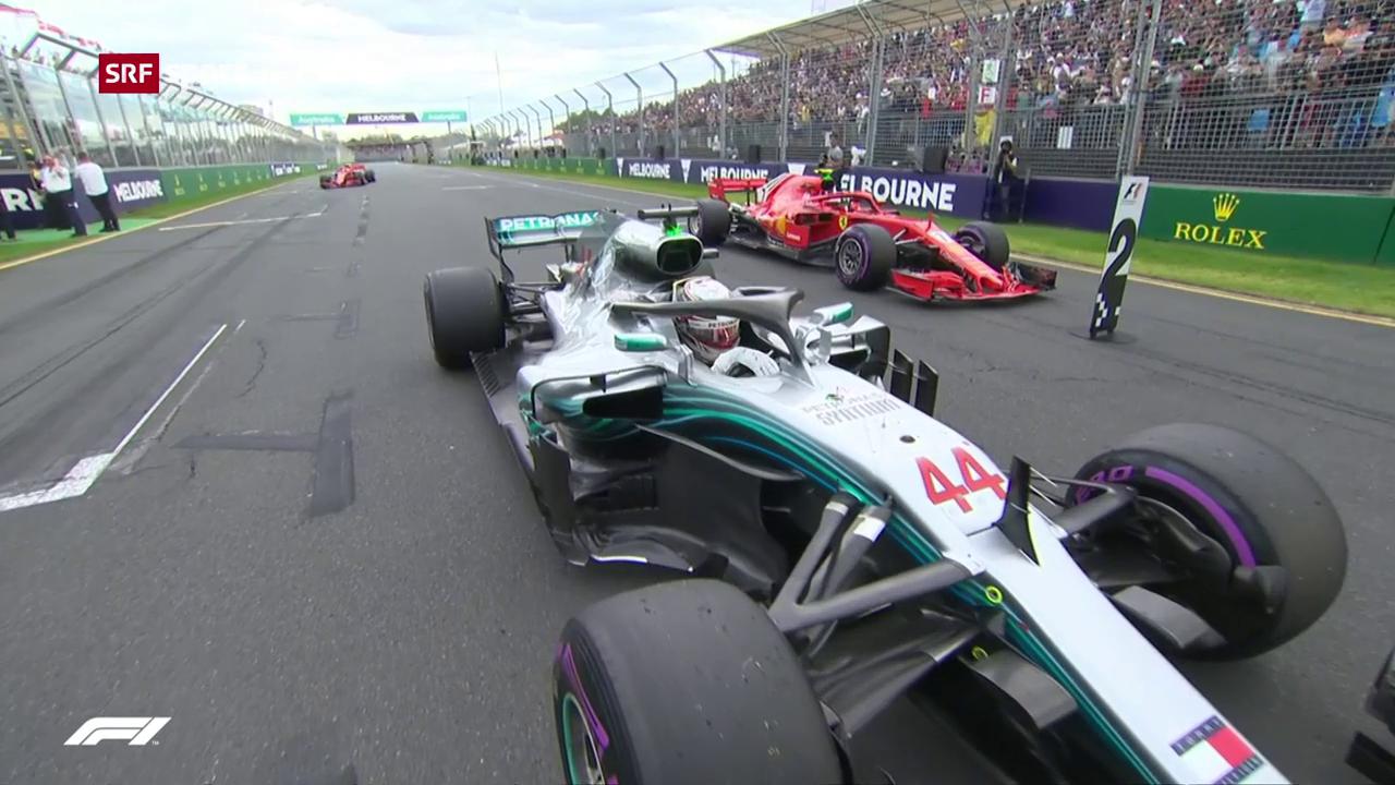 Alles beim Alten in der neuen F1-Saison?