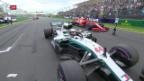Video «Alles beim Alten in der neuen F1-Saison?» abspielen