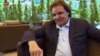 Video «Fussball: Der FC Sion vor dem Cupfinal» abspielen
