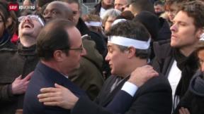 Video «Ein Jahr nach «Charlie Hebdo»» abspielen