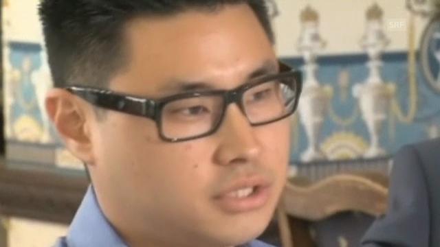Daniel Chong beschreibt seine Verzweiflung (engl.)