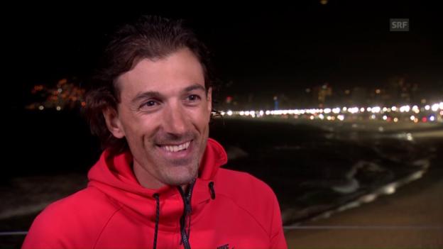 Video «Cancellara: «Es wäre das i-Tüpfelchen gewesen»» abspielen