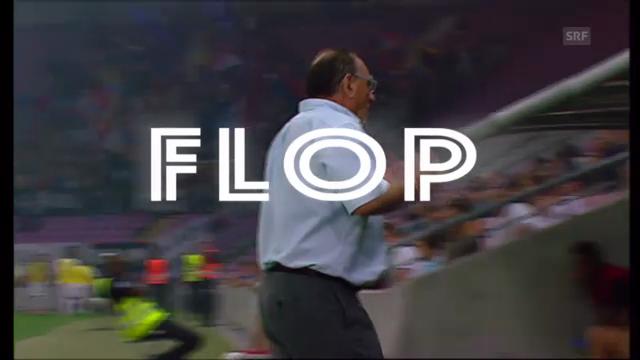 «Flops» SL-Saison 12/13
