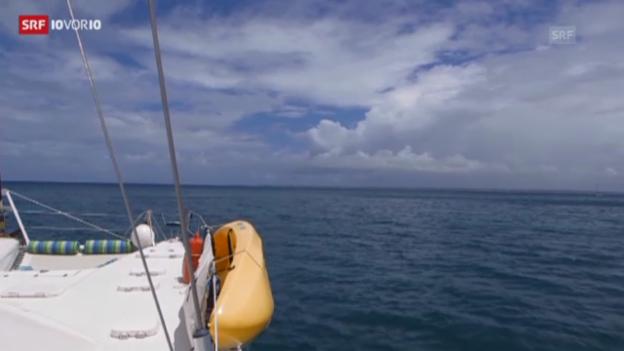 Video «Zu Besuch auf den Virgin Islands (10vor10, 05.09.2013)» abspielen