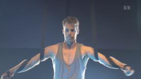 Video «Jason Brügger: Der «DGST»-Gewinner beim Zirkuscasting» abspielen