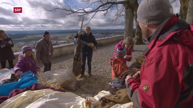 Video «Familien-Casting für das «Schweiz aktuell»-Sommerprojekt» abspielen
