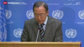 Video «Syrische Exil-Opposition droht mit Absage» abspielen