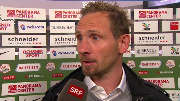 Video «Lustrinelli: «Lausanne war brutal effizient»» abspielen