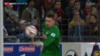 Video «Fussball: Roman Bürki in Freiburg» abspielen