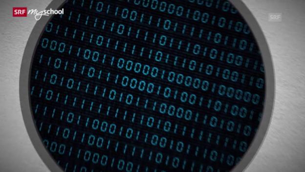 Video «Software - Compiler - Maschinencode» abspielen