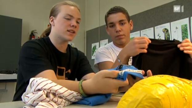 Video ««Schweizer Jugend testet»: Platz 7» abspielen
