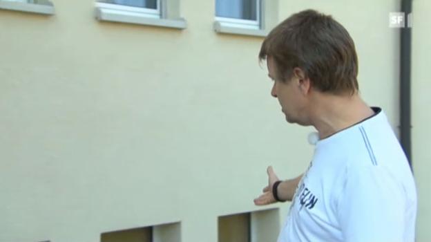 Video «Wenn der Vermieter den Hausrat entsorgt» abspielen
