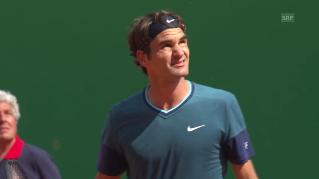 Zusammenfassung Federer - Rosol