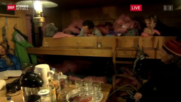 Video «Schweiz aktuell vom 16. Januar 2013» abspielen