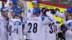 Video «Eishockey-WM: Weitere Viertelfinals» abspielen