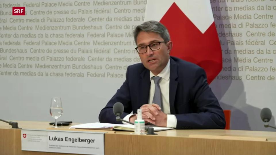 Engelberger: «In quart dals pazients sin las staziuns intensivas èn pazients da covid»