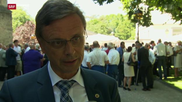 Video «Schweiz aktuell vom 07.08.2015» abspielen