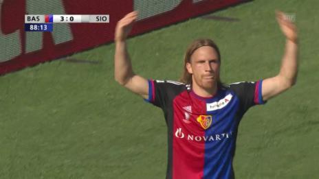 Link öffnet eine Lightbox. Video Live-Highlights Basel - Sion abspielen