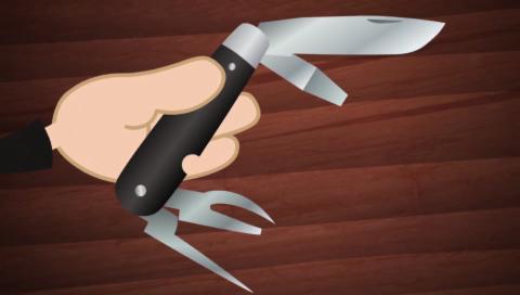 Helveticus: Le couteau suisse (19/26)