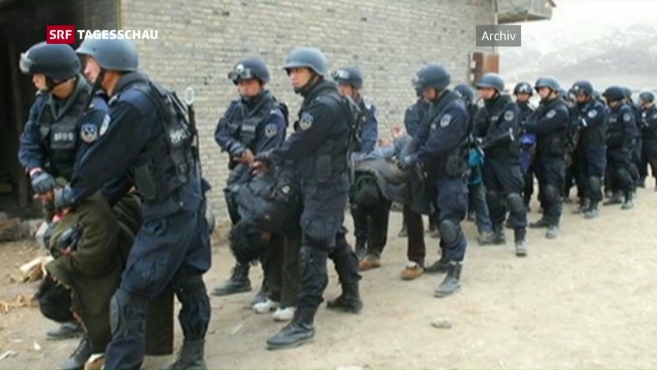 Xi Jingping fährt einen harten Kurs
