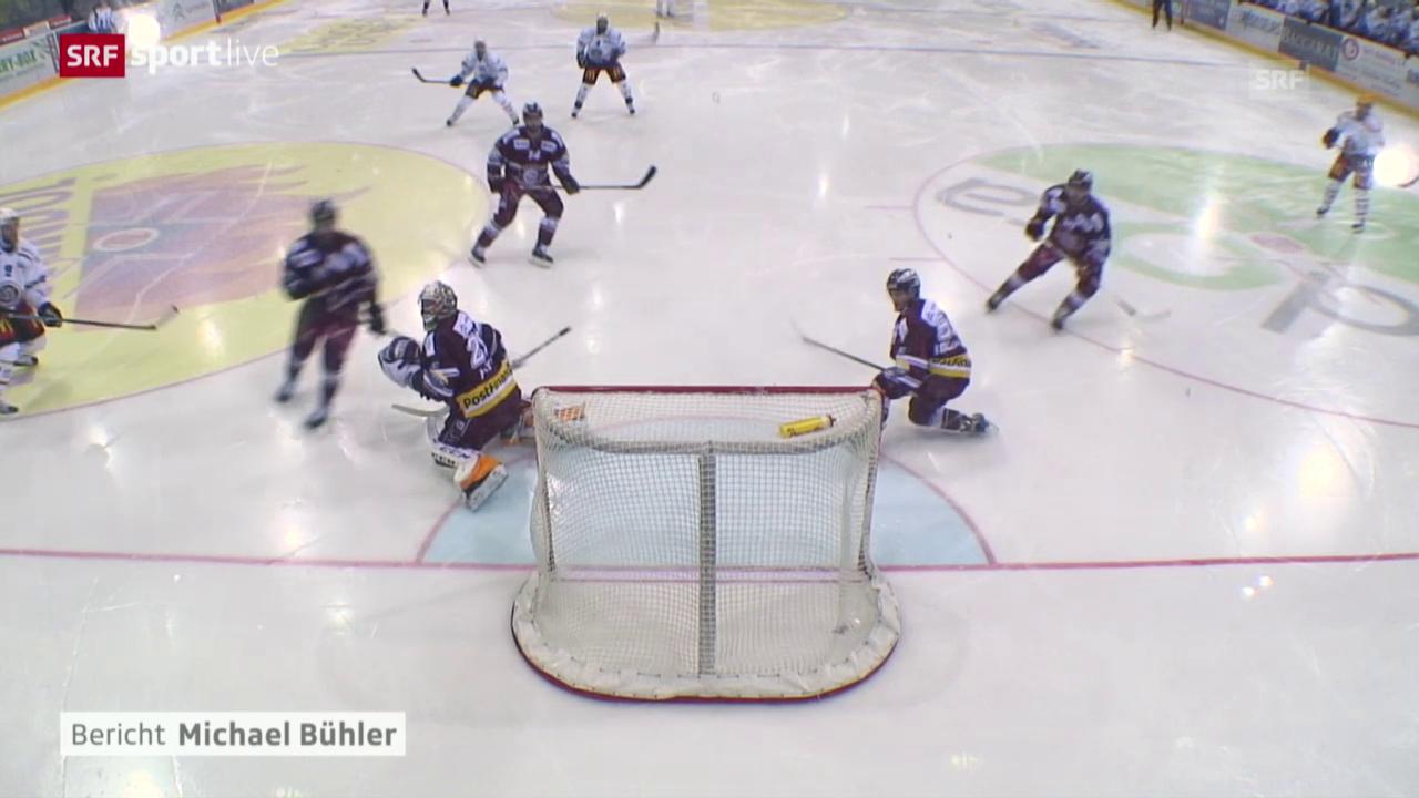 Martenssons Goldtor in Spiel 5