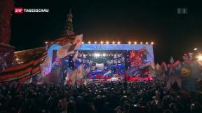 Video «Sicherer Sieg für Putin» abspielen