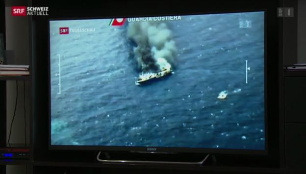 Video «Schweiz aktuell vom 02.01.2015» abspielen