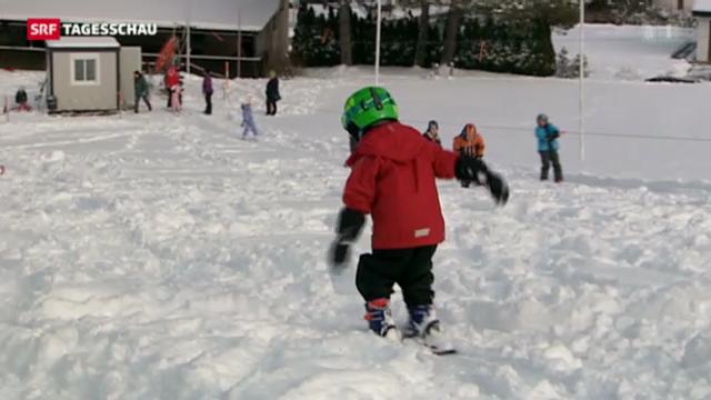 Positive Zwischenbilanz der Skigebiete