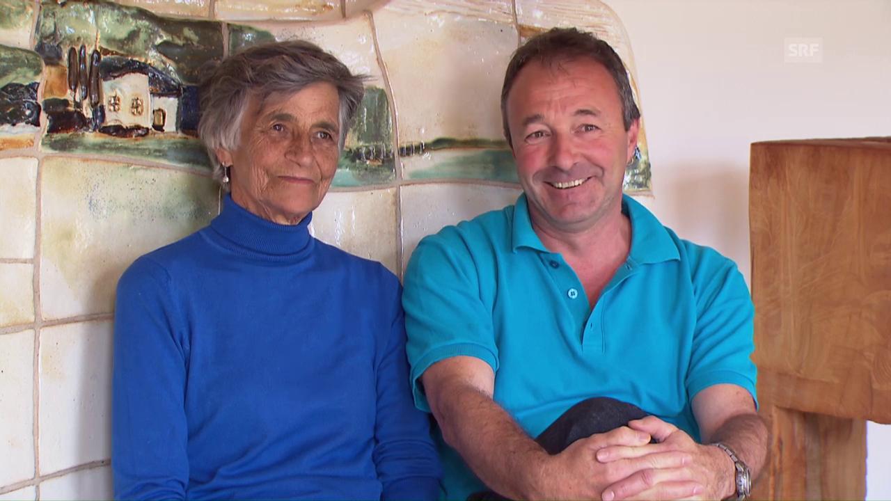 Ich&Du: Diana Schubiger und Hubert Schubiger
