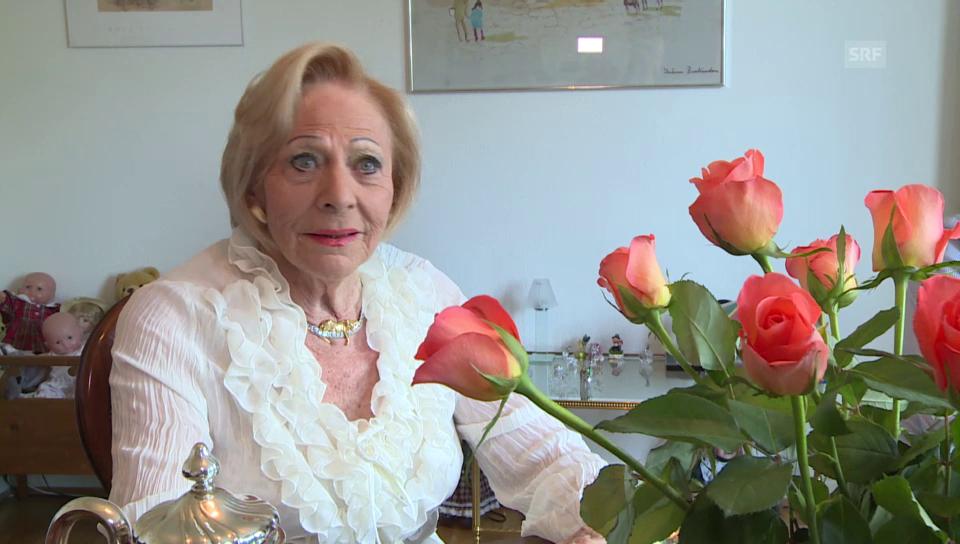 Folge 3: Schauspielerin Hedy Kaufmann