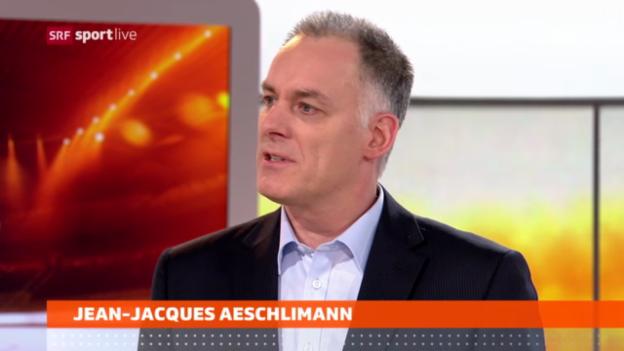 Video «Aeschlimann neuer Lugano-Geschäftsführer» abspielen