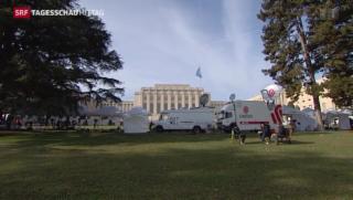 Video «Kernfrage der Syrien-Friedenskonferenz» abspielen