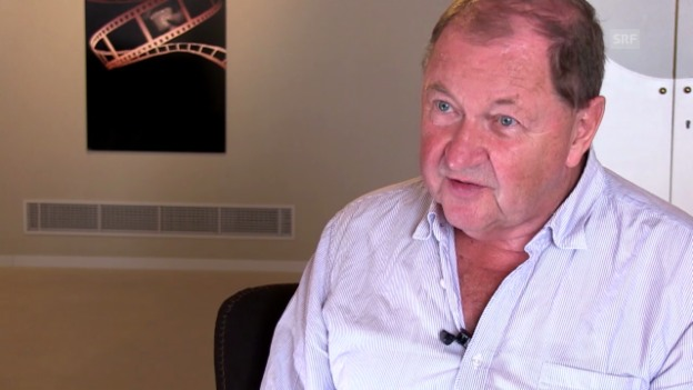 Video «Wieso Roy Andersson das klassische Erzählkino langweilt» abspielen