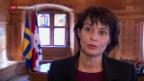 Video «Wirtschaft und Politik ziehen positive WEF-Bilanz» abspielen