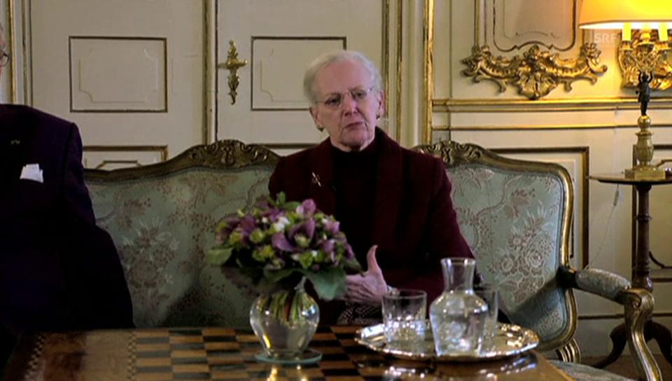 Königin Margrethe zum Attentat in Kopenhagen