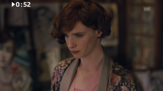 Video «Im Kino: «The Danish Girl»» abspielen