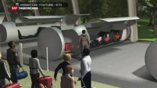 Video «Swissloop – der Zug der Zukunft» abspielen