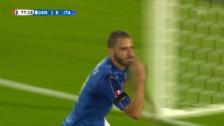 Video «Hands Boateng, Penalty Bonucci, 1:1» abspielen